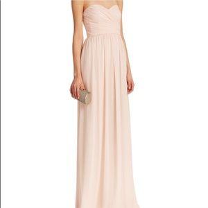 8a0e920ac8 Monique Lhuillier Bridesmaids Dresses - Monique Lhuillier blush pink Madeline  Bridesmaid